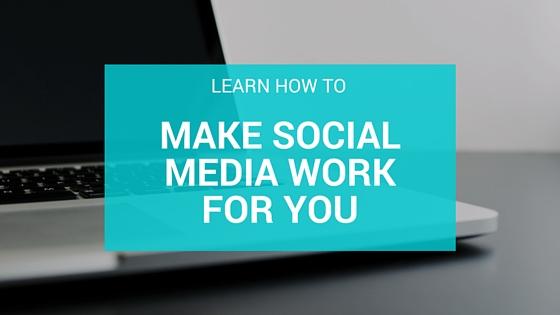 social media is a work in
